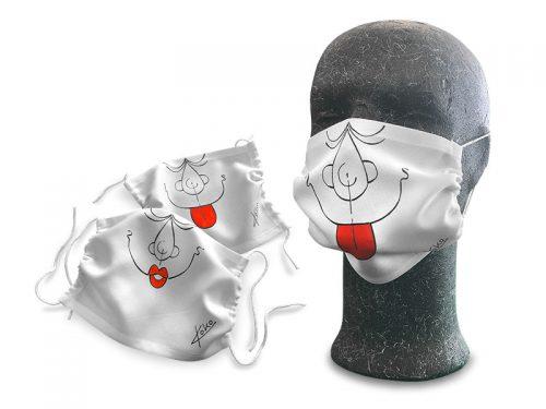 MÄNNEL Mund-Nase-Maske, Fun
